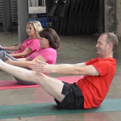 Yoga Studio Dallas